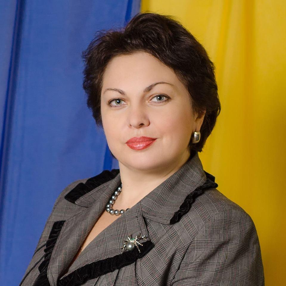 Корнух Оксана Валентинівна
